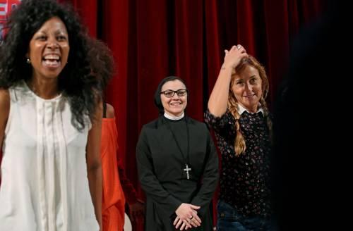 Sister Act, il musical con suor Cristina 8
