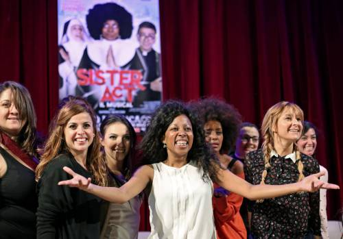 Sister Act, il musical con suor Cristina 11