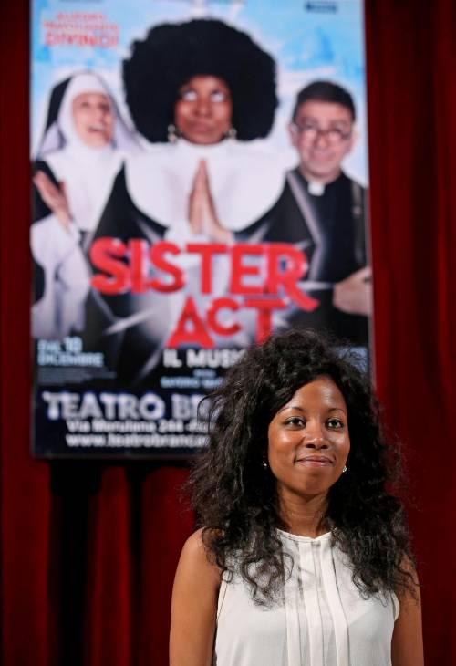 Sister Act, il musical con suor Cristina 13