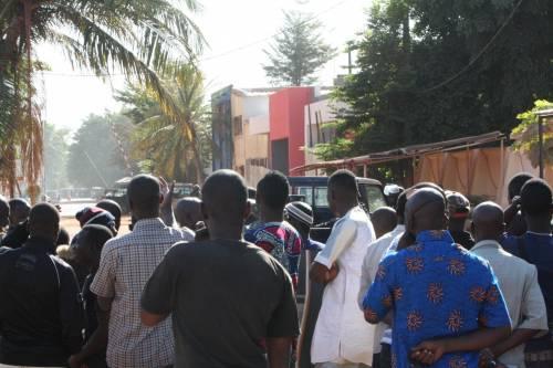 Jihadisti in un hotel in Mali 3