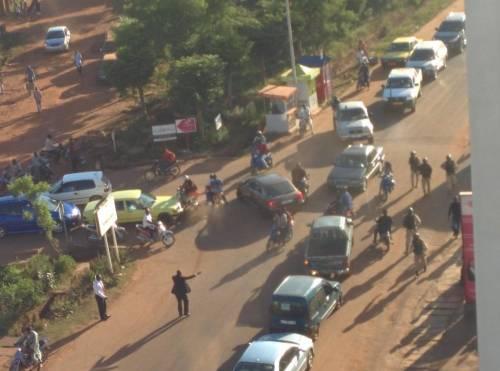 Jihadisti in un hotel in Mali 4