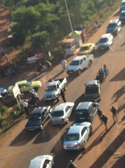 Jihadisti in un hotel in Mali 6