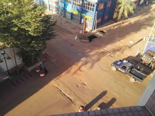 Jihadisti in un hotel in Mali 10