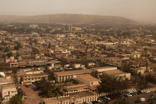 Jihadisti in un hotel in Mali 12
