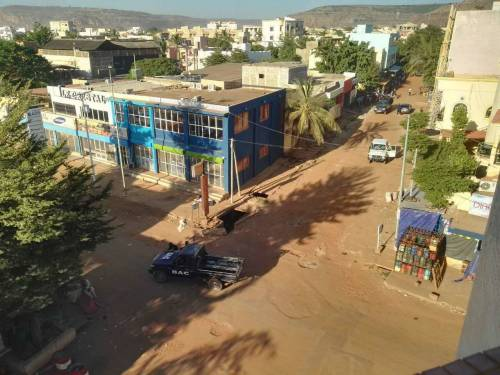 Jihadisti in un hotel in Mali 11