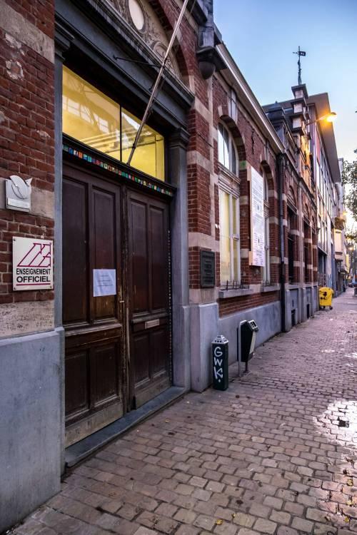 Bruxelles, città fantasma 8