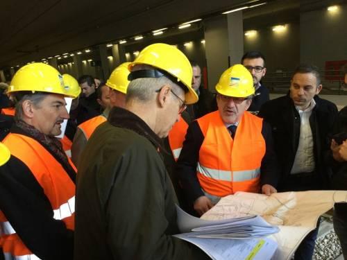 """Maroni: """"Con il collegamento ferroviario fra Terminal 1 e 2 valorizza Malpensa"""""""