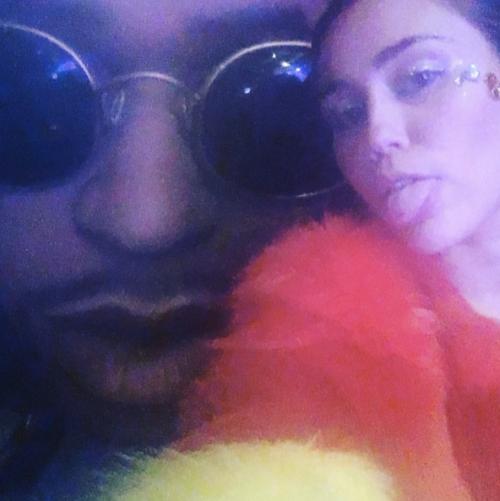Miley Cyrus sempre più sexy in tour 9