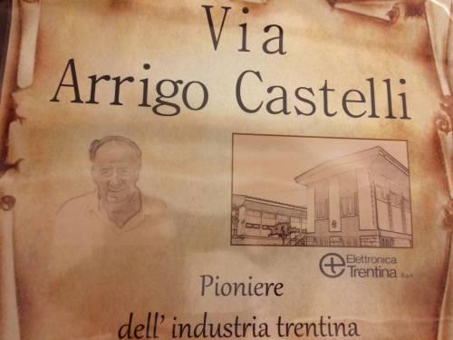 Arrigo Castelli e le sue invenzioni 3