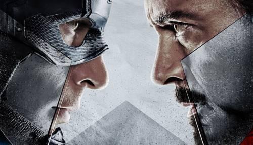 Captain America contro Ironman nel prossimo film Marvel
