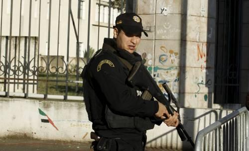 L'autobus fatto a saltare a Tunisi 7