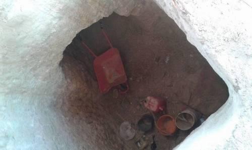 L'arsenale dell'Isis a Sinjar 6