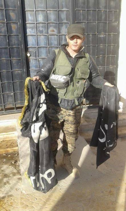 L'arsenale dell'Isis a Sinjar 5