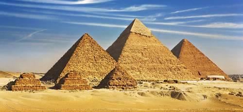 La stanza segreta della piramide