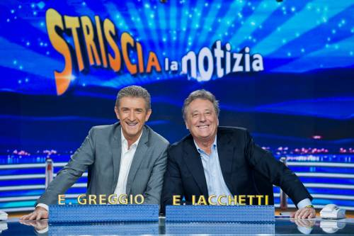 """Le confessioni di Enzo Iacchetti: """"Io ed Ezio Greggio? Ci vediamo poco"""""""