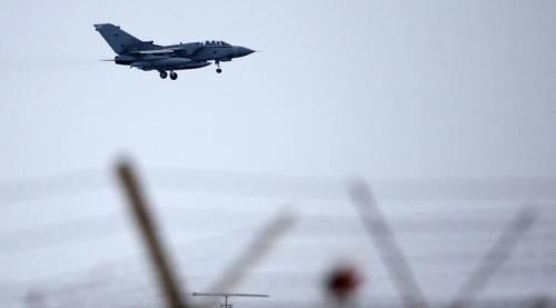 Anche la Gran Bretagna bombarderà l'Isis