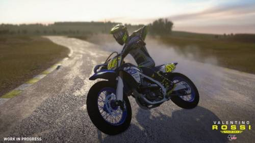 """""""Valentino Rossi: The Game"""", il videogioco dedicato al campione di MotoGP"""