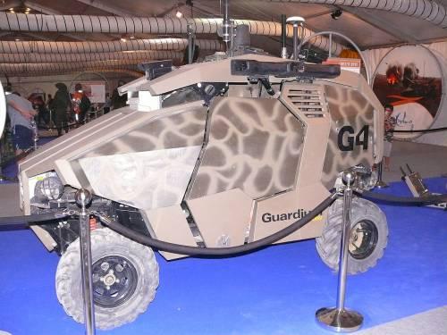 Israele, presentato un nuovo blindato sarà senza pilota e radiocomandato