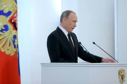 """""""Colpire prima di essere colpiti"""": la politica estera secondo Putin"""