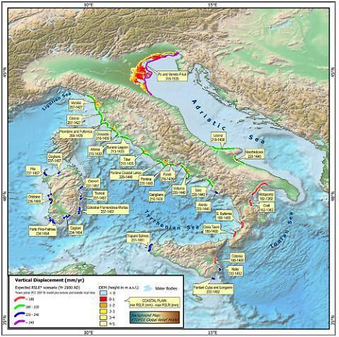 La mappa della longevità in Italia