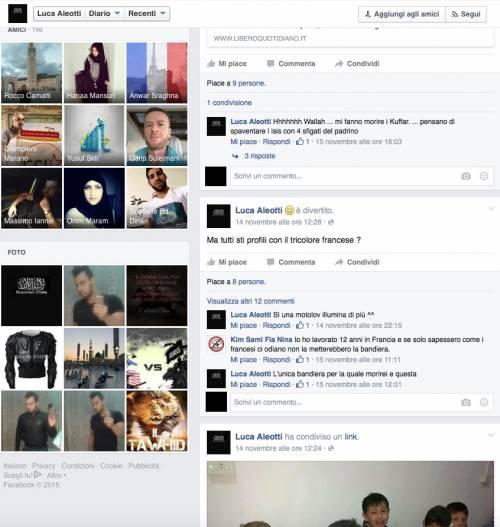 "Gli screenshot che ""inchiodano"" Luca  6"