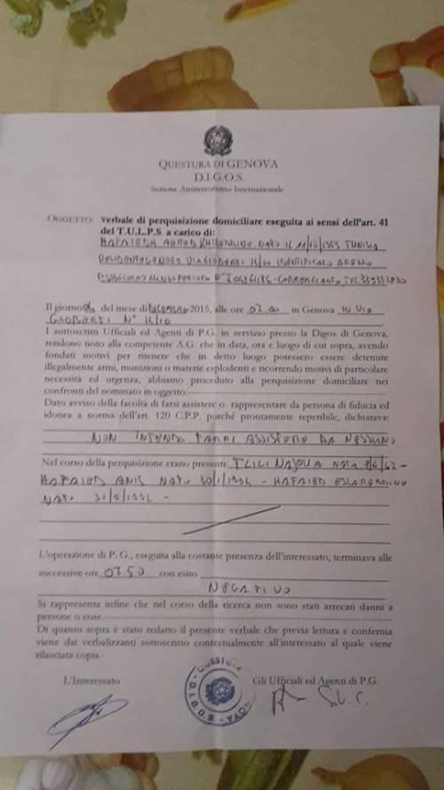 "Gli screenshot che ""inchiodano"" Luca  17"