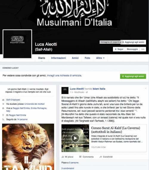 "Gli screenshot che ""inchiodano"" Luca  18"