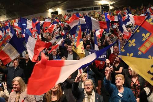 I nuovi maestri del Front National Così Le Pen ora punta all'Eliseo