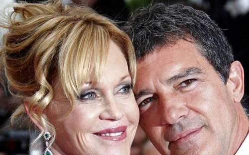Antonio Banderas e Melanie Griffith 2
