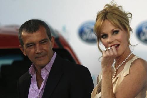 Antonio Banderas e Melanie Griffith 4