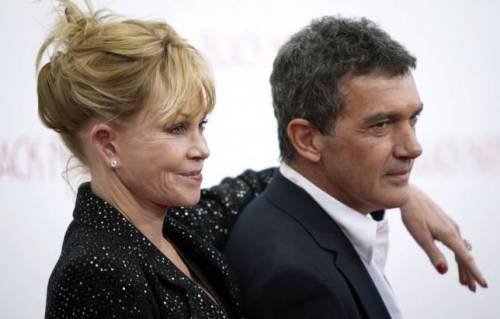 Antonio Banderas e Melanie Griffith 5