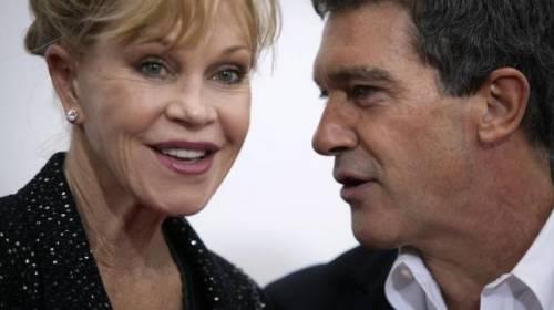 Antonio Banderas e Melanie Griffith 6