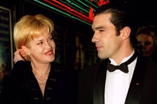 Antonio Banderas e Melanie Griffith 8