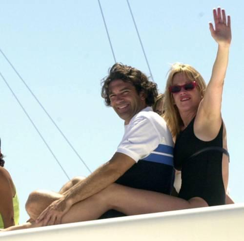 Antonio Banderas e Melanie Griffith 11