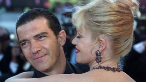 Antonio Banderas e Melanie Griffith 10