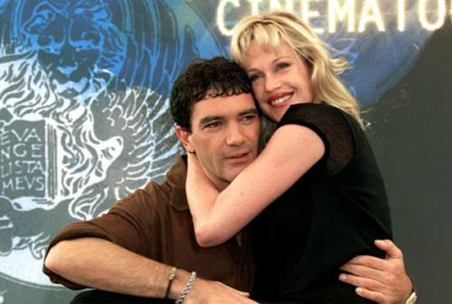 Antonio Banderas e Melanie Griffith 12
