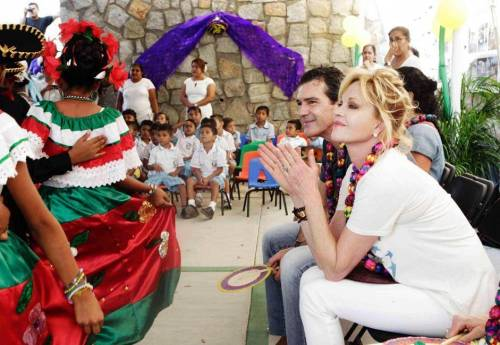 Antonio Banderas e Melanie Griffith 14