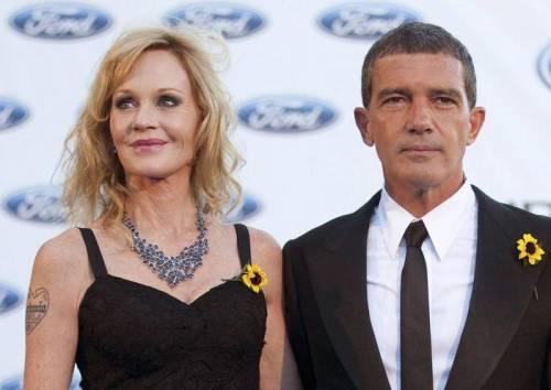Antonio Banderas e Melanie Griffith 13