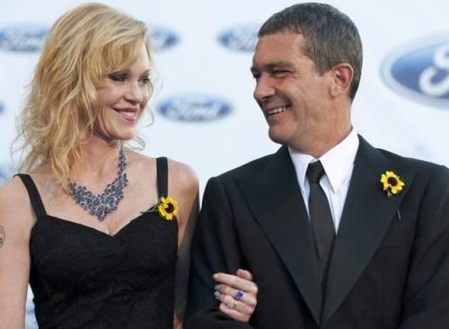 Antonio Banderas e Melanie Griffith 15