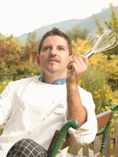 L'altoatesino Peter Girtler è l'unico nuovo chef due stelle Michelin