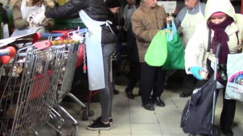 Il Natale povero degli italiani 3