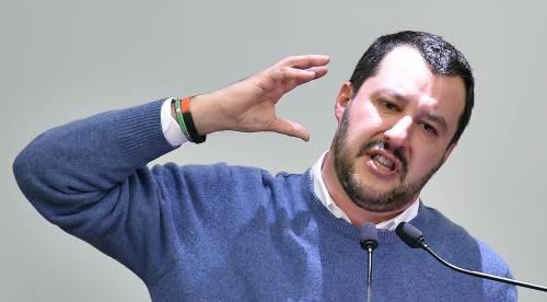 """Salvini attacca la Rai: """"Vergogna, pagare Elton John per esaltare le adozioni gay"""""""