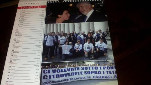 Gli esodati si mettono in posa contro Renzi e Poletti 5