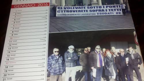 Gli esodati si mettono in posa contro Renzi e Poletti 2