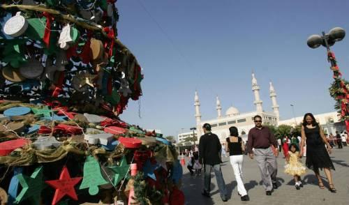 """Così si festeggia il Natale """"islamico"""""""