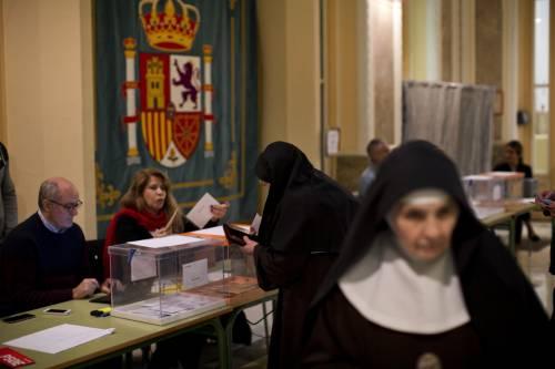 Le elezioni in Spagna a Rajoy Ma è a rischio la governabilità