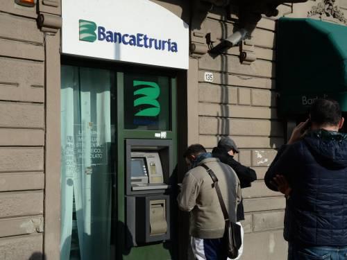 Gli Schettino di Banca Etruria fuggiti prima del commissario