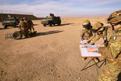 I soldati italiani in Afghanistan 3