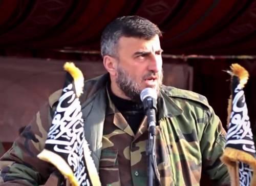 """Siria, raid russi uccidono Alloush: jihadista """"amico"""" dell'Occidente"""