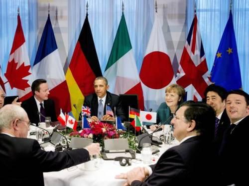 """Gb, lo studio: """"Italia e Francia perderanno posto nel G8"""""""